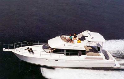 Bayliner 4587 fly
