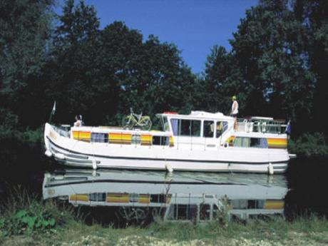 Motorboat Lower Havel