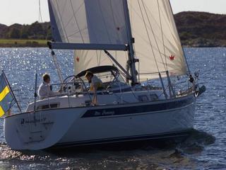 segelboot hallberg rassy 37 mieten d nemark ostsee d nische s dsee segeln charter segelboote. Black Bedroom Furniture Sets. Home Design Ideas