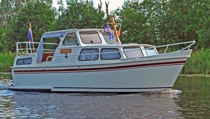 Type de coque de bateau de plaisance