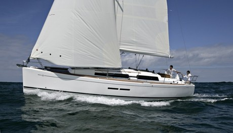 "Dufour 375 Grand Large ""SMILIA"""