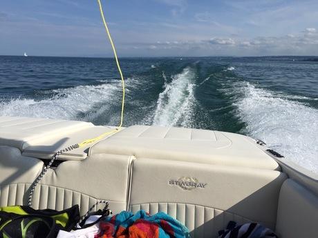 motorboot stingray wakeboard mieten deutschland binnengew sser bodensee charter motorboote. Black Bedroom Furniture Sets. Home Design Ideas