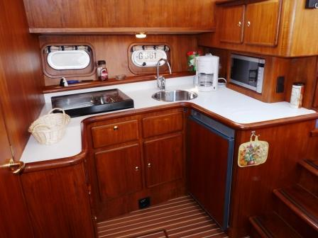 "ReLine Yachts BV RELINE Classic 1130 AC ""Black Pearl"""