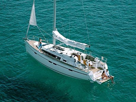 Segelboot Bavaria 46 Cruiser mieten Griechenland Mittelmeer