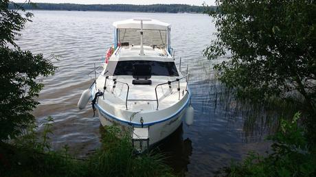motorboot argon boats relaks 24 mieten deutschland binnengew sser untere havel charter. Black Bedroom Furniture Sets. Home Design Ideas