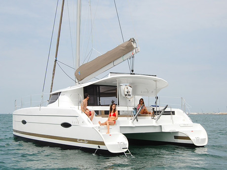 "Fountaine Pajot Lipari 41 ""M1"""