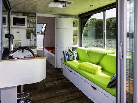 hausboot nautilus hausboote gmbh nautino mini mieten deutschland binnengew sser berliner. Black Bedroom Furniture Sets. Home Design Ideas