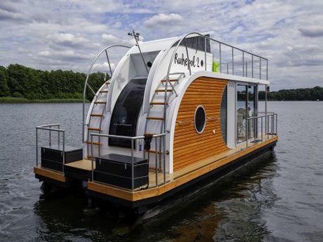 Nautilus Hausboote hausboot nautilus hausboote gmbh nautino maxi mieten deutschland