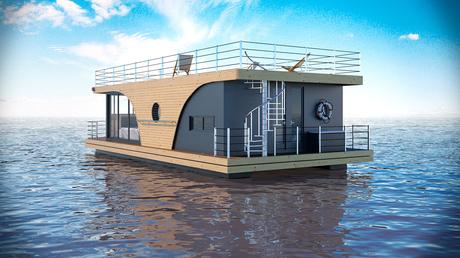 Hausboot Nautilus Hausboote GmbH Vagabund 30 mieten Deutschland ...