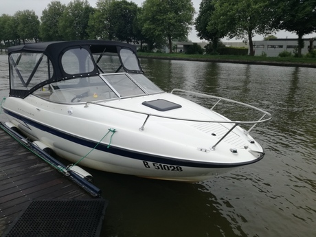 "Bayliner 212 Cuddy Capri ""Aquaholic"""
