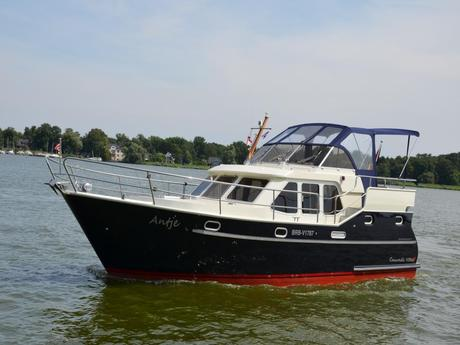 "Visscher Yachting BV Concordia 105 AC ""Antje"""