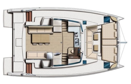 Catana Bali 4.0 (Owner Version)