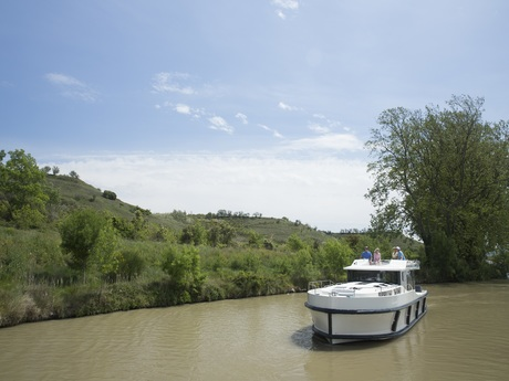 Boating Charente