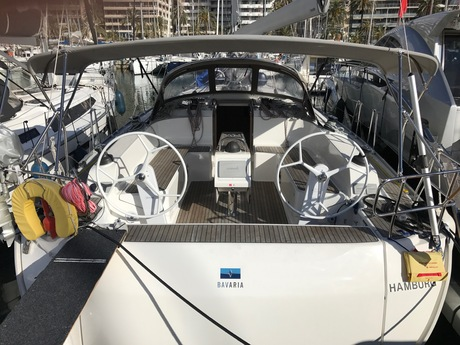 Bavaria Cruiser 46 (Model 2016)