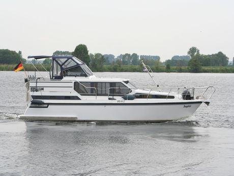 "Gruno 38 Royal Elite ""Saphir"""