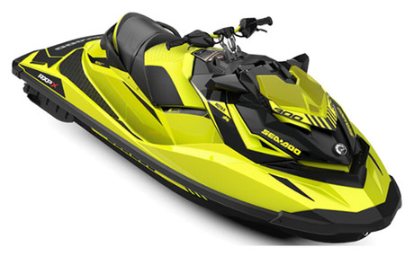 BRP SEA DOO RXP-X-300