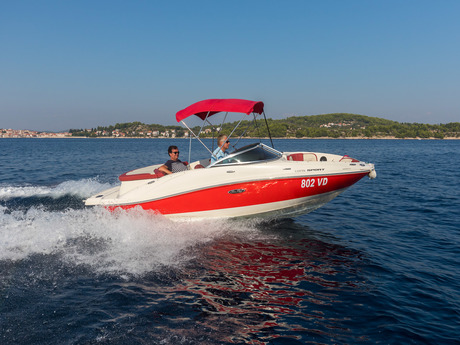 "Sea Ray 185 Sport ""Firebird"""
