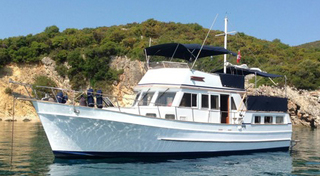 "HAMPTON pleasure boats HAMPTON 42 ""SEA LION"""
