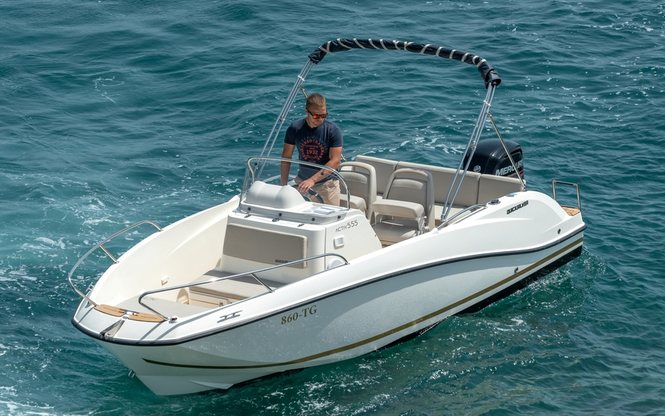 Quicksilver 555 Activ Open