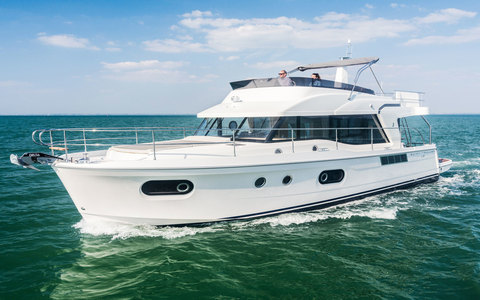 "Beneteau Swift Trawler 41 Fly ""xx"""