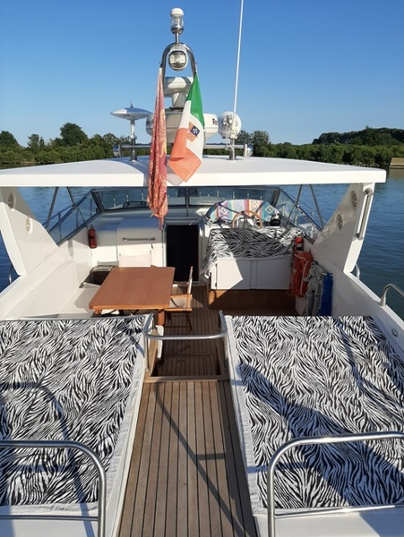 FERRETTI OPEN 52 ALTURA 47 REFITTED 52