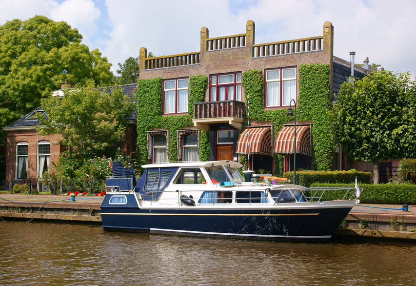 Friesland_motorboot