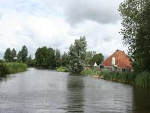 Friesland Hausboot Sneek