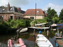 Hausboot Friesland